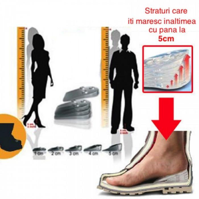 Inaltator din silicon pentru pantofi