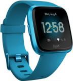 Ceas activity tracker Fitbit Versa Lite, Android&iOS, Bluetooth, Silicon (Albastru)