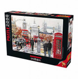 Cumpara ieftin Puzzle Anatolian - London, 2000 piese
