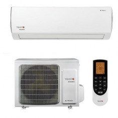 Aparat de aer conditionat Yamato Avanti YW12IG7, 12000 BTU, Wi-Fi, Inverter ERP, Class A++, Kit Instalare inclus (Alb)