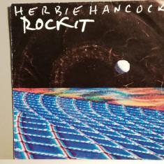 Herbie Hancock – Rock It (1983/CBS/Holland) - Vinil Single pe '7/NM