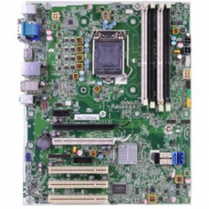 Placa de baza second hand HP Elite 8200, Socket 1155