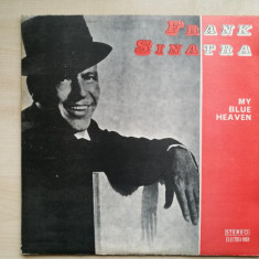 Frank Sinatra – My Blue Heaven (Electrecord, ST-EDE 01341)(Vinyl/LP)