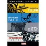 Marvel Knights: Jeph Loeb & Tim Sale: Yellow, Blue, Gray & White Omnibus - Jeph Loeb