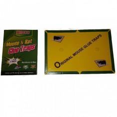 Capcana cu lipici pentru soareci si sobolani Henco Glue Traps