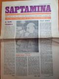 Saptamana 5 iunie 1981-articolul nicolae iorga eternul