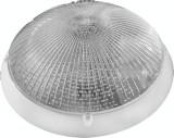 Plafoniera 1XE27 Max. 60W IP65 Model Nem Oval Culoare Alb Transparent EL0027901