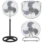 Ventilator de camera cu picior 3 in 1 Victronic SF4502, 75 W
