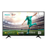 "Smart TV Hisense 55A6100 55"" 4K UHD DLED WIFI Negru"