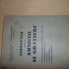 Const. Gr. C. Zotta - Indreptar Privind Amnistii Si Gratieri
