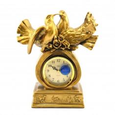 Ceas decorativ Adler 8104G 29x22 cm