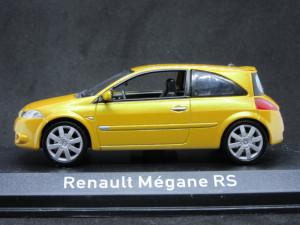 Macheta Renault Megane RS Norev 1:43