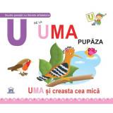 U de la Uma, pupaza - Greta Cencetti, Emanuela Carletti (editie necartonata)