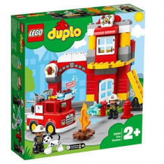 LEGO Duplo - Statie de pompieri 10903