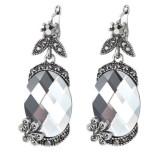 Cumpara ieftin Cercei Antique Silver Fashion 21B21C238