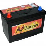 Baterie Power Bull 95 Ah, 720A, borna inversa, Banner