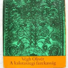 Olaritul,  ceramica  din zona etnografica Calata (cahla, cahle)
