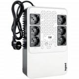 UPS Legrand Multiplug 600VA Black White