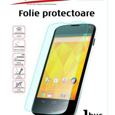 Folie Protectie Display Si Capac Baterie Spate Samsung Galaxy S10 foto