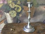 Vintage / Design / Lumanari - Sfesnic deosebit din metal !