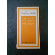 MIHAJLO MESAROVIC, EDUARD PESTEL - OMENIREA LA RASPANTIE