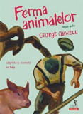 Cumpara ieftin Ferma animalelor (roman grafic)/George Orwell, Odyr, Polirom