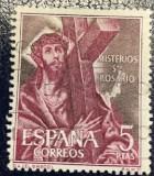 Spania Purtând crucea, El Greco, Religie, Nestampilat