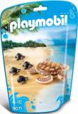 Set figurine Playmobil Family Fun - Broasca testoasa cu puii sai (9071)
