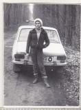 bnk foto Fata langa Dacia 1300