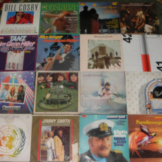 vinyl/vinil Pablo Cruise,Figure on the Beach,Max Greger,Jimmy Smith,James Last