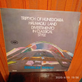 Cumpara ieftin -Y-Nicolae Boboc  Triptych Of Hunedoara Hălmagiu Land Divertimento, VINIL