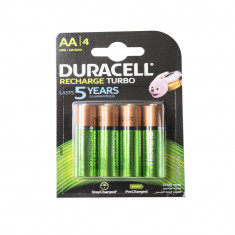Aproape nou: Acumulatori Duracell R6 Ni-MH cod 81418263 2500mAh blister cu 4bc