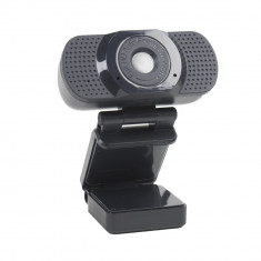 Aproape nou: Camera Web PNI CW1890 Full HD, Auto focus, conexiune USB, clip-on, mic