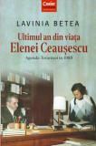 Ultimul an din viața Elenei Ceaușescu. Agenda Tovarășei în 1989 -  Lavinia Betea