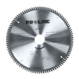 Disc circular pentru metal Proline, dinti vidia, 210 mm