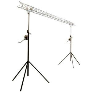 STAND LUMINI PROFESIONAL REGLABIL SLB03W-LIGHT