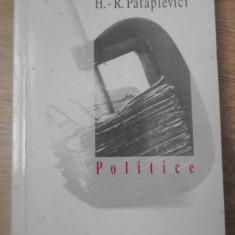 POLITICE - H.-R. PATAPIEVICI