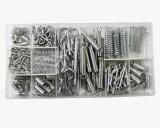 Set 175 splinturi si arcuri de compresie si tractiune , diferite marimi