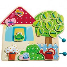 Joc cu șiret – Căsuța din grădina Gretei