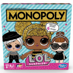 Joc Monopoly LOL Surprise Ro