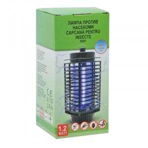 Aparat ultraviolete anti-tantari, bec UV, 500 V