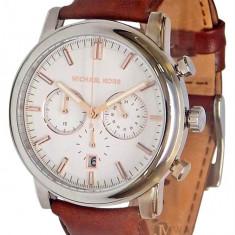 Ceas MICHAEL KORS MK-8372 cronograf - barbatesc, Elegant, Quartz, Otel