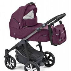 Carucior 2 in 1 Baby Design Husky Winter Pack 06 Violet 2019