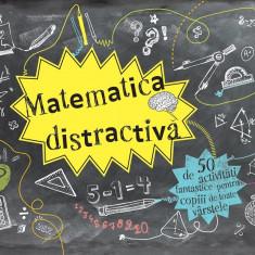 Matematica distractiva | Tracie Young, Katie Hewett