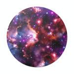 Suport universal PopGrip Dark Nebula, accesoriu de telefon original PopSockets