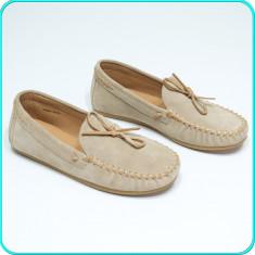 NOI, DE FIRMA → Mocasini—pantofi dama, comozi, din piele, ESPRIT → femei   nr 40