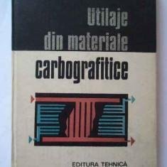 Utilaje Si Materiale Carbografice - V. Popescu-pietris I. Ivanov ,268912