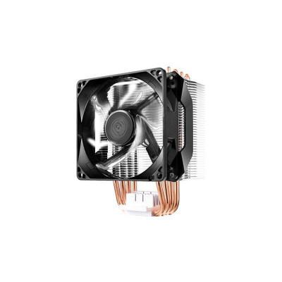 Cooler procesor Cooler Master Hyper H411R LED white foto