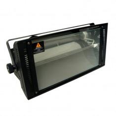 Stroboscop compact, 2 canale DMX, lampa XOP15, 1500 W
