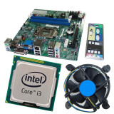 Cumpara ieftin Kit Placa de baza Acer H61H2-AD, DDR3, Intel Core i3 3220 3.3GHz, 2 nuclee,...